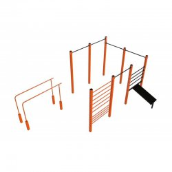 Street Workout - Sport Plus S